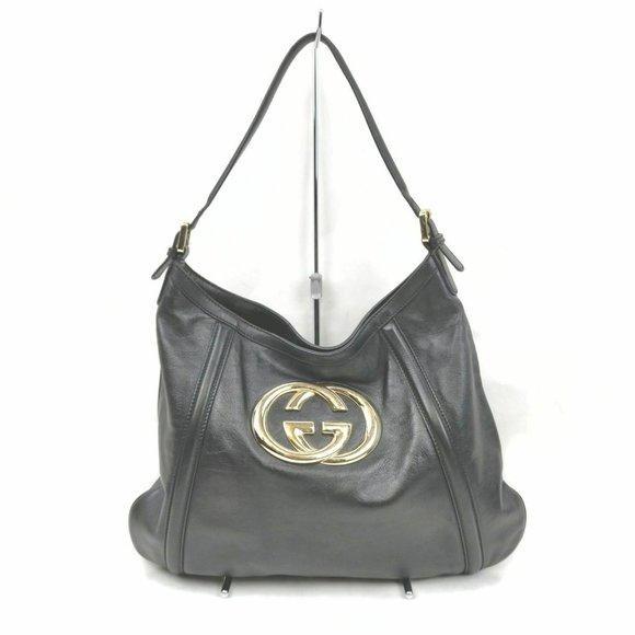 Gucci Shoulder Bag Interlocking shoulder bag